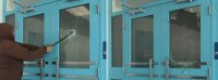 K-12 School Entrance Security Screens deter and resist aggressive, forcible entry attacks.
