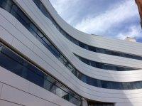Metalwërks Ameriplate™ at the Hartford Hospital Bone and Joint Institute