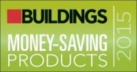 Buildings Magazine Money-Saving Products 2015 logo