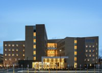 ECMCC's Terrace View Long-Term Care Facility in Buffalo, NY  PHOTO CREDIT: Cannon Design