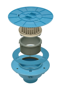 Zurn Light Commercial Modular Drainage Line