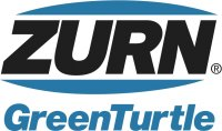 Logo for Zurn Green Turtle