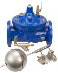Zurn Wilkins ZW204 Non-Modulating Float Valve