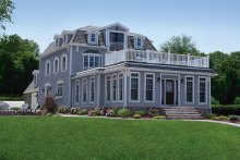 Everlast® in Seaside Grey clads Ohio home