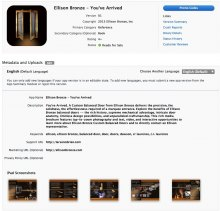 Ellison Bronze App in the Mac App Store