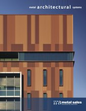 Metal Architectural Systems Cover