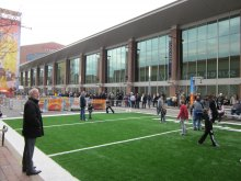 Indiana Convention Center - Architect: Ratio Glazier: Blakley