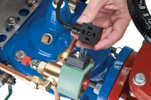 Zurn FCIS Component: Solenoid Actuated Automatic Control Valve