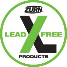 Zurn logo for Lead-free products initiative