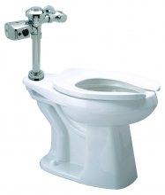 Z5665.444  1.1GPF HET AV Battery Operated Sensor Diaphragm ADA Floor Mounted Toilet System