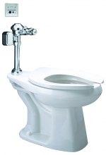 Z5665.445  1.1 GPF HET AV Hardwired Exposed Automatic Sensor Diaphragm ADA Floor Mounted Toilet system