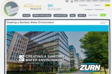 Zurn Sanitary Water CEU on TCA