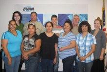 Zurn Wilkins United Way Campaign Drawing Winners