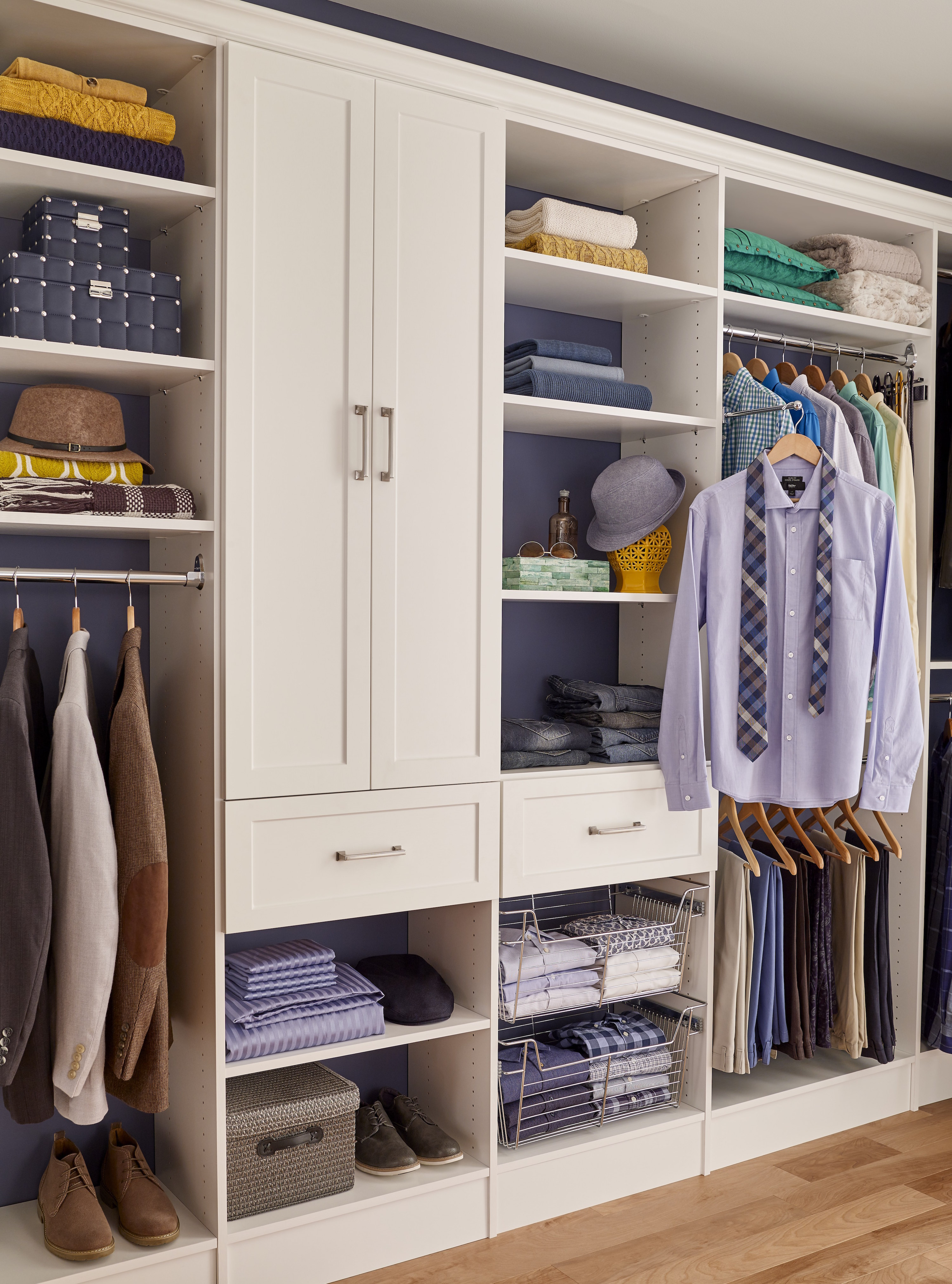 Superior ClosetMaid®, Industry Leader In Home Organization And Storage Systems Since  1965, Is A Business Of Emerson. For More Information, Visit  Closetmaidpro.com.