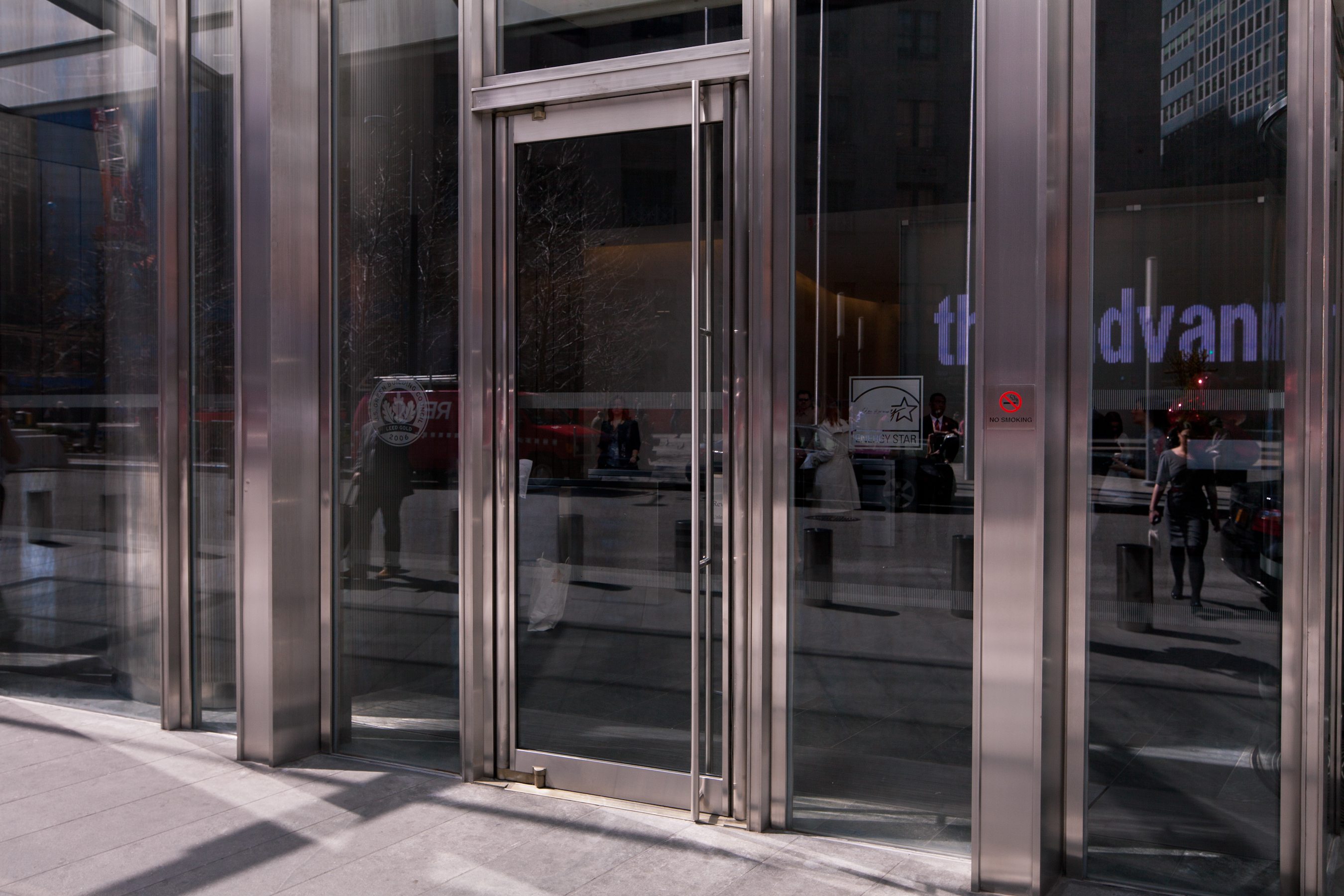 Ellison Bronze Selected To Provide Balanced Entry Door Systems For