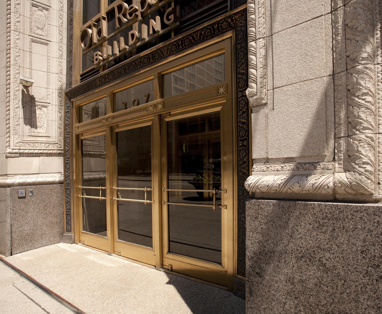 Download Link \u0026 Images & Ellison Provides Contemporary Door for Historic Building | LarsonO ... Pezcame.Com