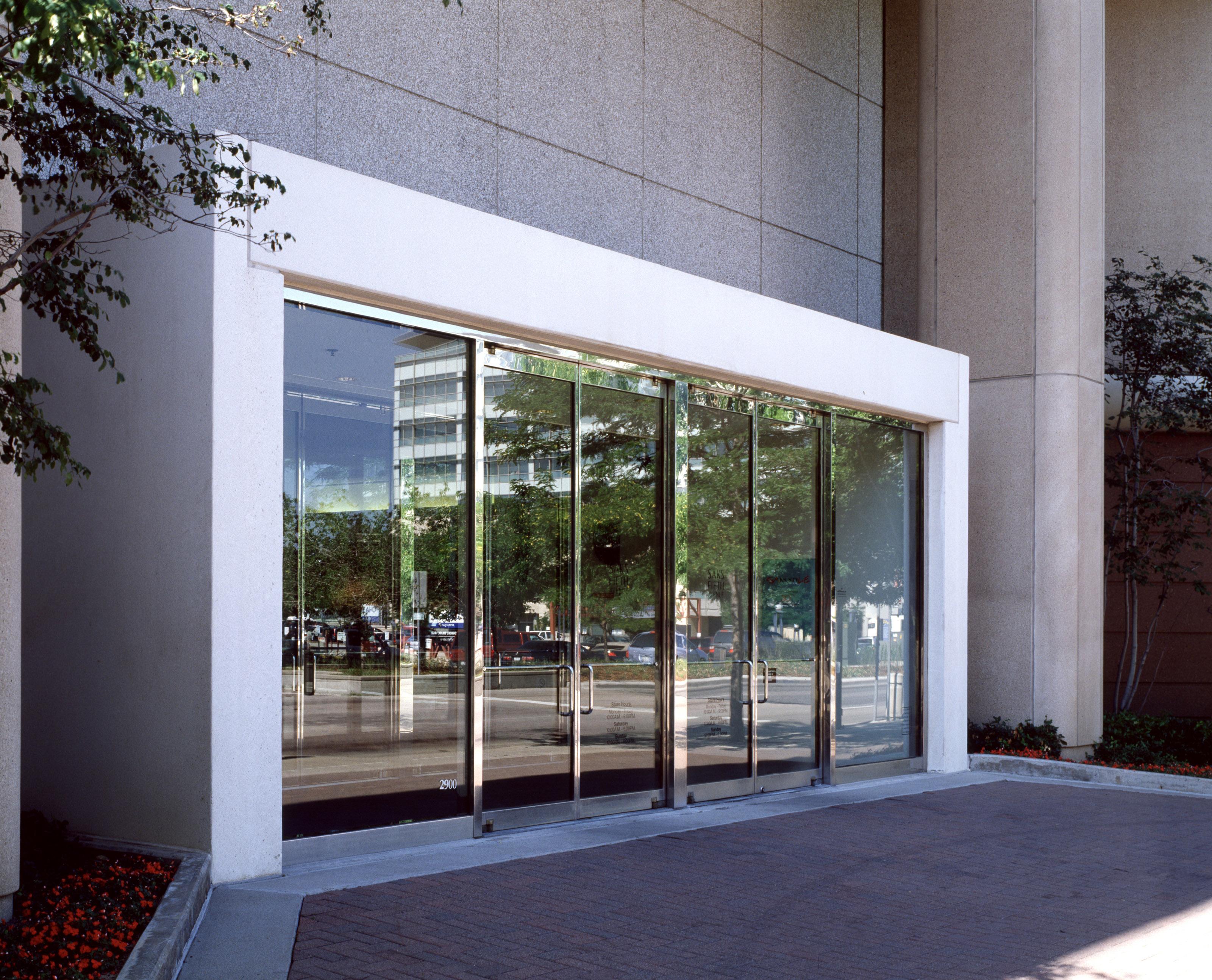 Ellison Door Amp See Ellison Doors In Action In Our Door