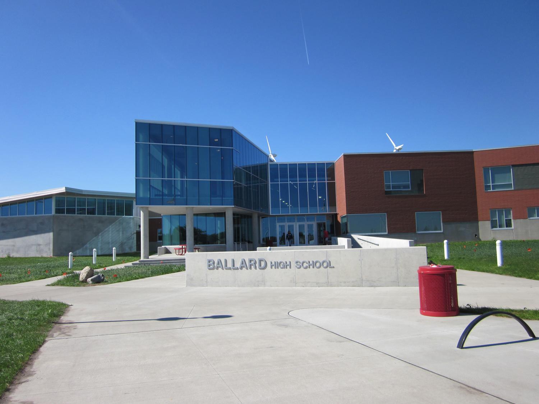 ballard high school - huxley, ia | larsono'brien pressroom
