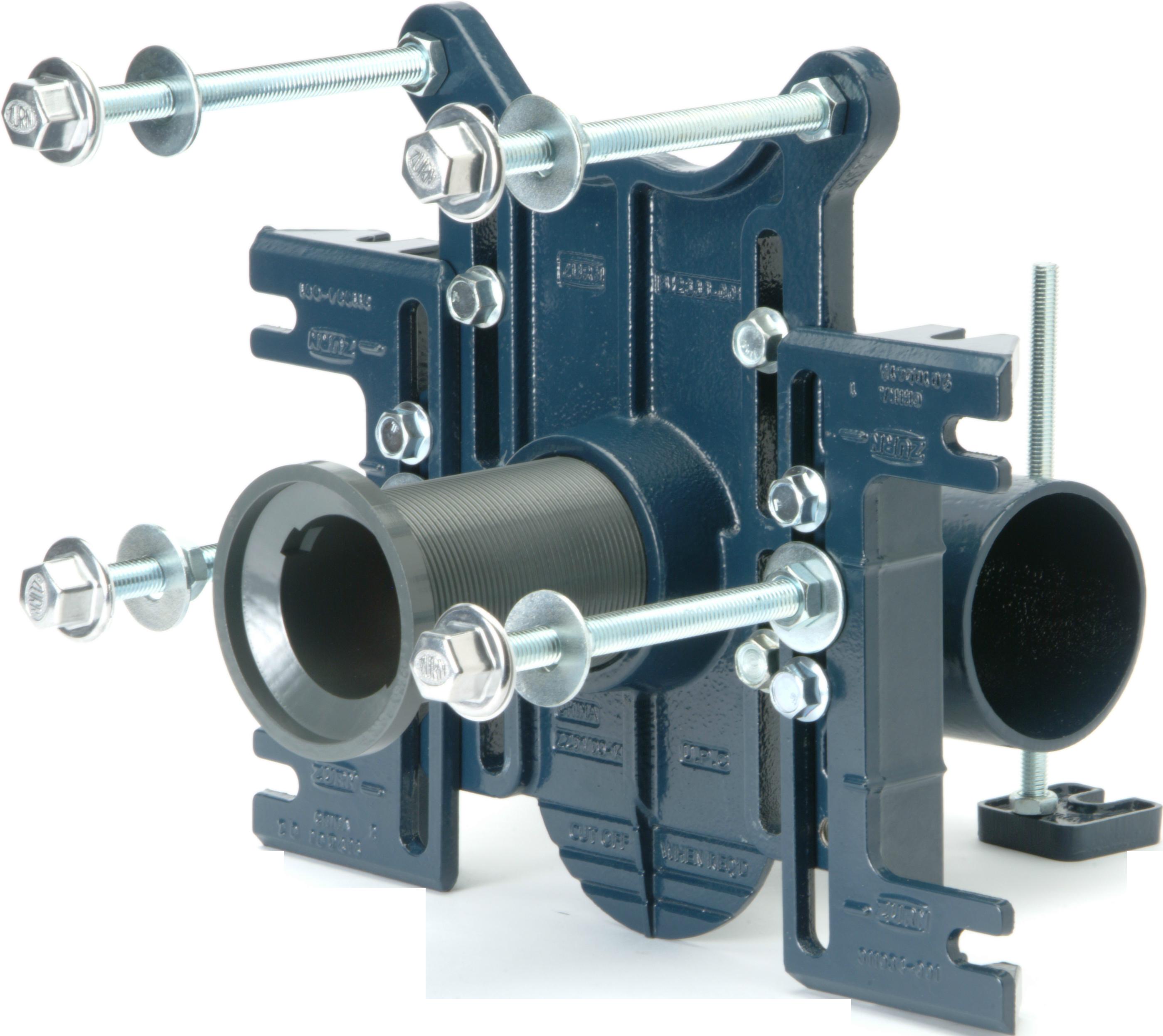 Zurn Innovates New Industry Standard with the Zurn EZCarry