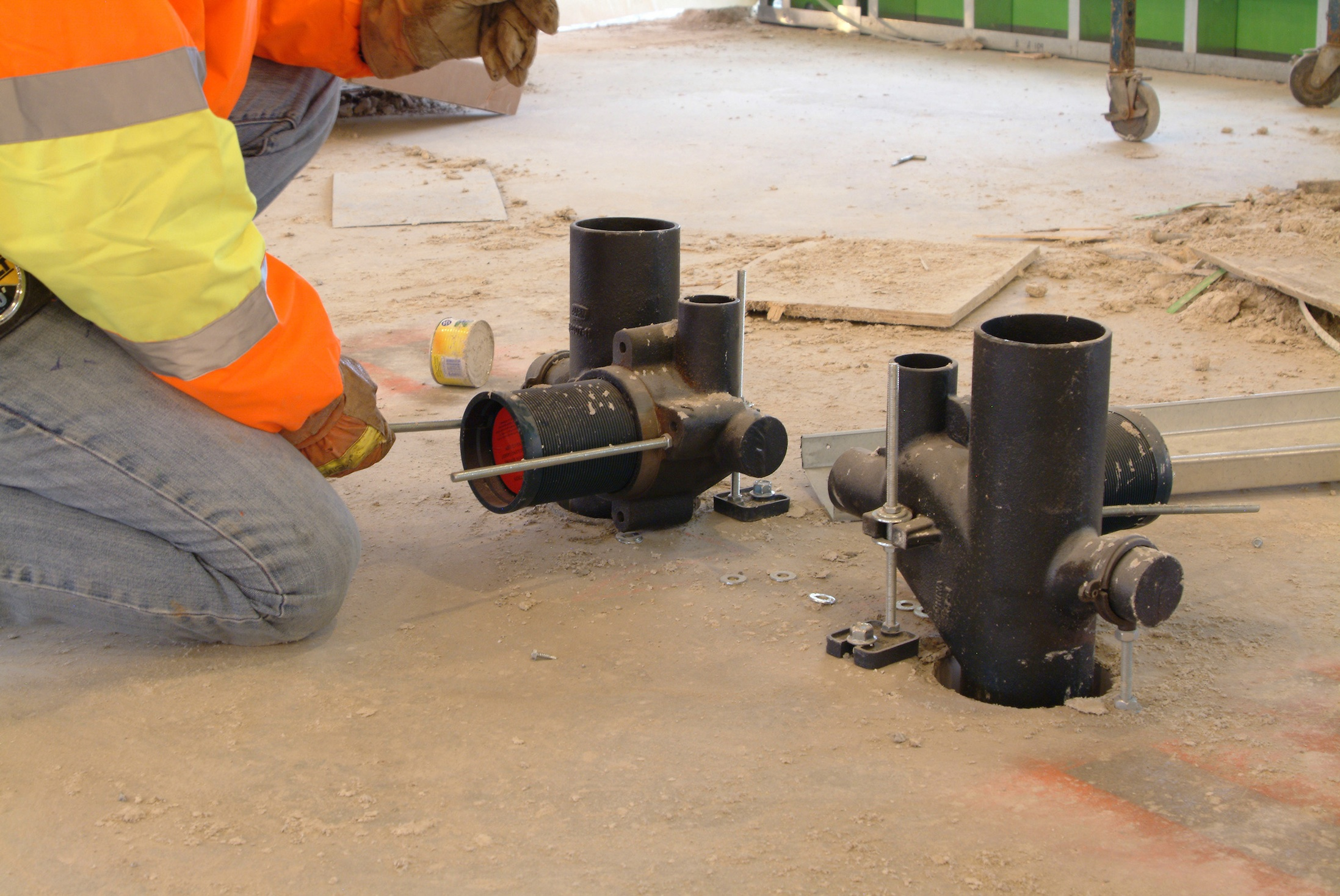 Zurn Plumbing Solutions Deliver Significant Labor Cost