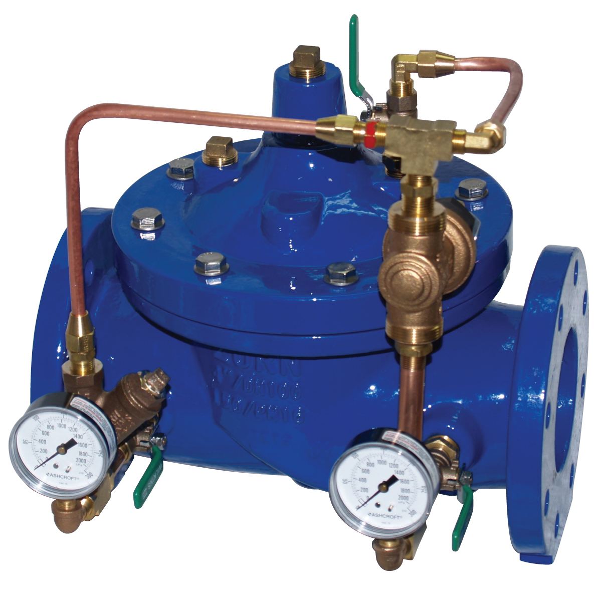 Zurn Expands its Automatic Control Valve Offering with Same